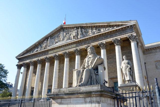 Projet de loi programmation 2018-2022 et de réforme pour la justice